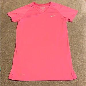 Nike Pro Combat Short Sleeve